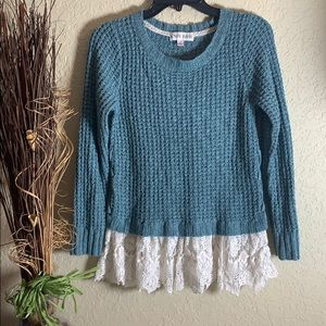 🌹2/$30 SALE🌹 Knox Rose crew neck sweater